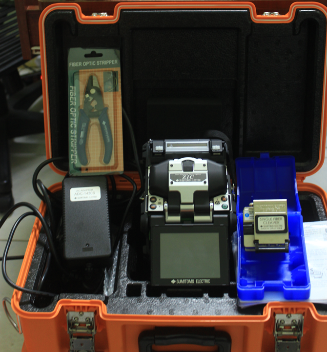 دستگاه فیوژن سومیتوموz1c
