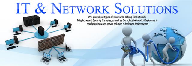 پشتیبانی شبکه و نگهداری