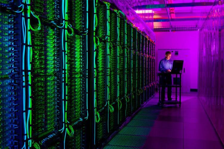 مرکز پردازش ابری در واش، کویینسی