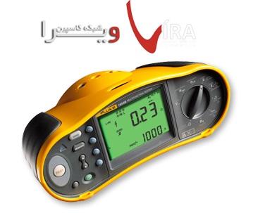 تستر Fluke 1654B Multifunction Installation Tester