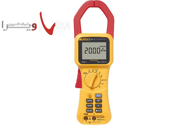 کلمپ آمپرسنج فلوک مدل Fluke 355 Clamp Meter