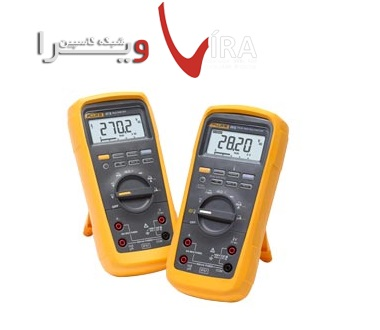 مولتی متر فلوک Fluke Industrial Multimeters 27 II28 II