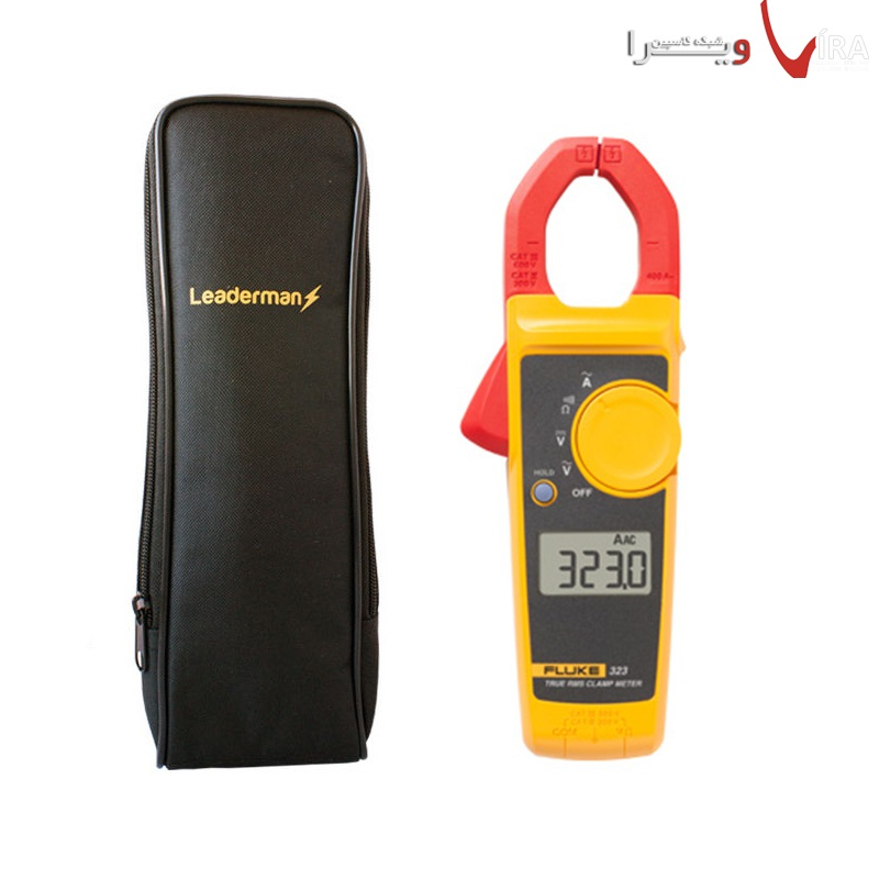 کلمپ آمپرمتر فلوک مدل Fluke 323 True-rms clamp meter