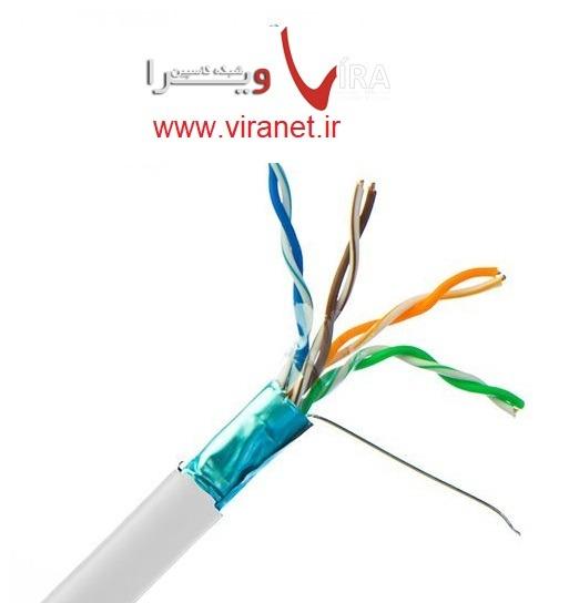کابل شبکه CAT6F/UTP لویتون