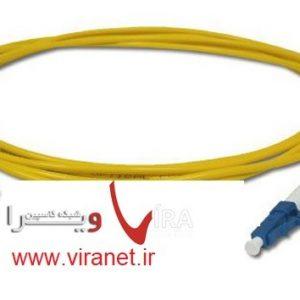 پیگتیل فیبر نوری نگزنس LC OM3 1m N1235MLA