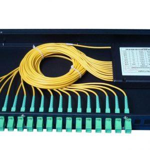 انواع پچ پنل فیبر نوری Fiber Optic Patch Panel