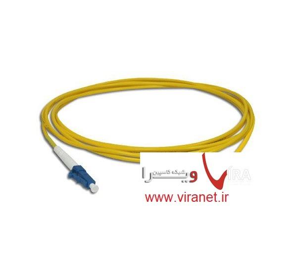 پیگتیل فیبر نوری نگزنس LC SM 1m N1234MLY