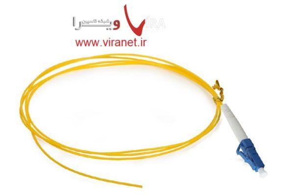 پیگتیل فیبر نوری ترامکو PLCUPC30mSMSX TRAMCO