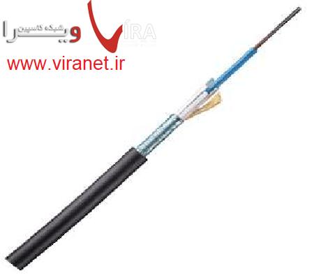 کابل فیبر نوری مالتی 12 کور نگزانس fiber optic multi mod nexance
