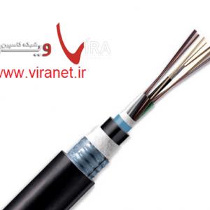 انواع کابل خارجی Out door Fiber Optic Cables