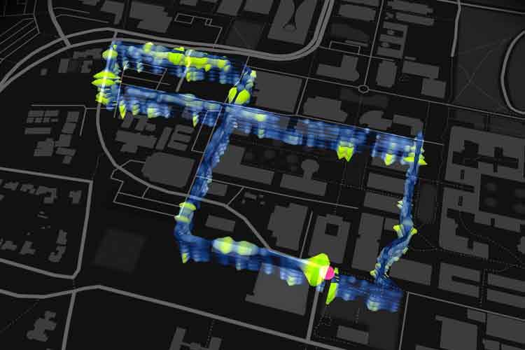 خطوط فیبر نوری میتوانند بهعنوان حسگر زلزله عمل کنند