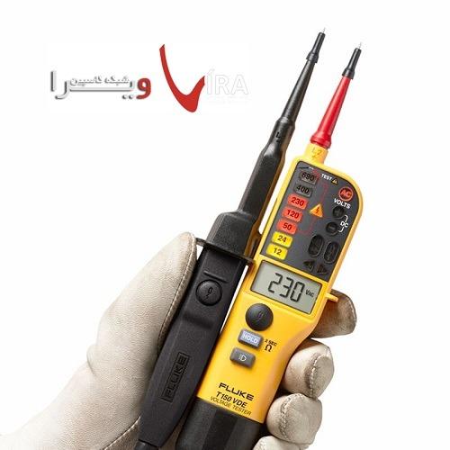 تستر ولتاژ و پیوستگی فلوک مدل Voltage and Continuity Testers FLUKE T150