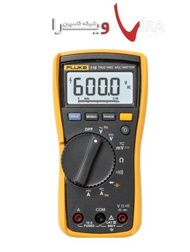 دستگاه مولتی متر دیجیتال Fluke Digital Multimeter 115