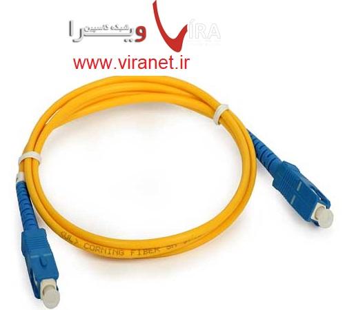 پچ کورد فیبر نوری نگزنس SCLC N1232CLO2 2m