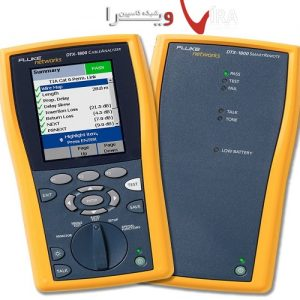 تسترکابل شبکه فلوک FLUKE Cable Analyzer DTX1800