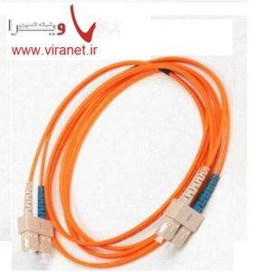 پچ کورد فیبر نوری نگزنس SCSC N1232CCO2 5m