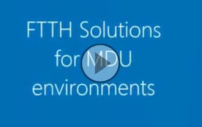 راه حل های محیط ftth