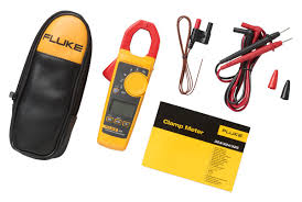 Fluke 375 Clamp Meter اندازه گیری های فرکانس بالا را انجام می دهد