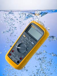 مولتی متر فلوک Fluke 27 II28 II Industrial Multimeters
