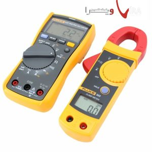 مولتی متر فلوک Fluke 117322 Electrician's Multimeter Combo Kit