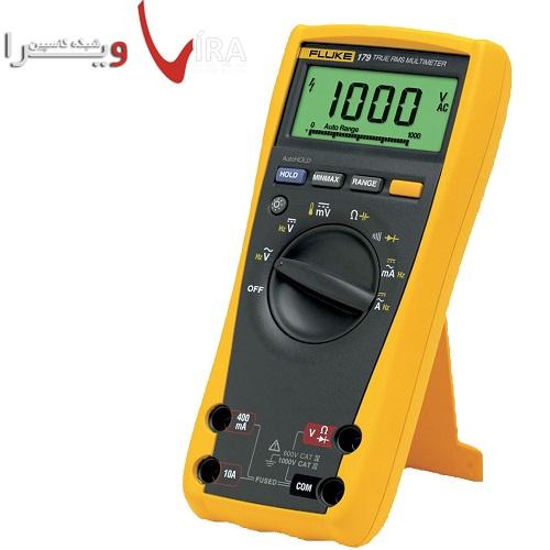 مولتی متر دیجیتال Fluke 179 Handheld Digital Multimeter