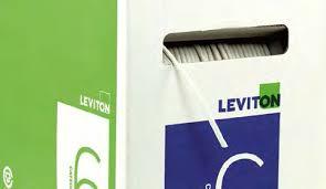 کابل شبکه leviton