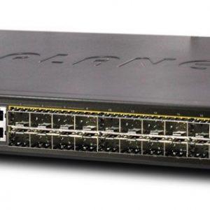 سوئیچ مدیریتی هوشمند 8 پورت گیگ و 24 پورت فیبرنوری پلنت SGSW24240