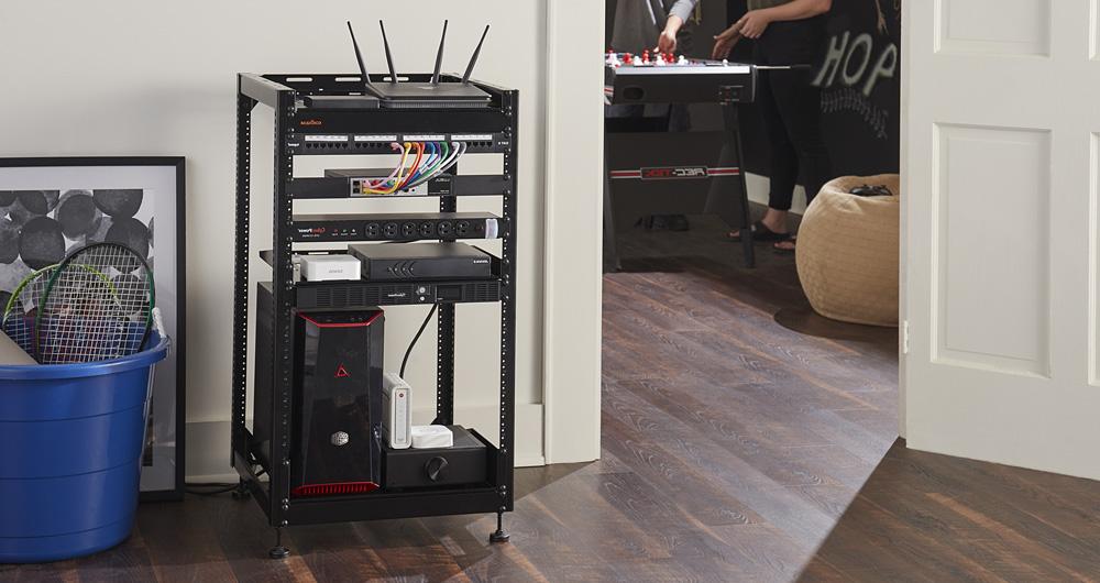 open rack | خرید رک سرور