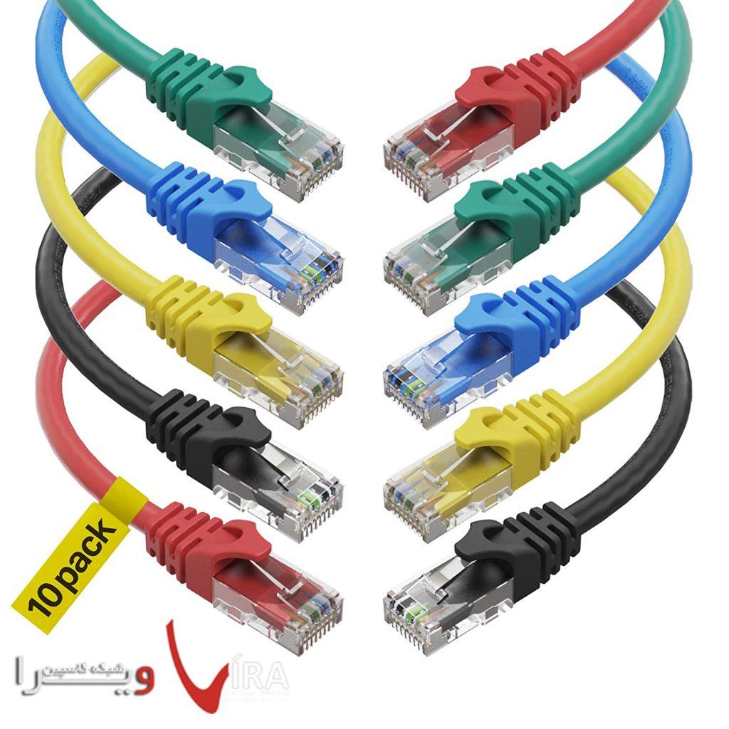 تشخیص کابل شبکه اصلی از تقلبی - کابل شبکه اورجینال - بهترین کابل شبکه